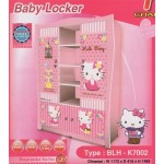 Lemari hello kitty kea panel