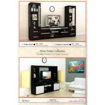 Expo TV rack + display cabinet